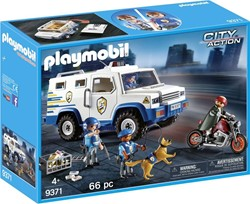 Playmobil City Action Geldtransport 9371