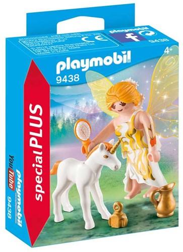 Playmobil Special Plus - Zonnefee met eenhoornveulen  9438