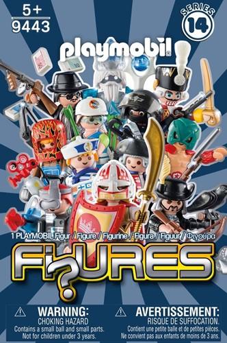 Playmobil Figures - series 14 9443