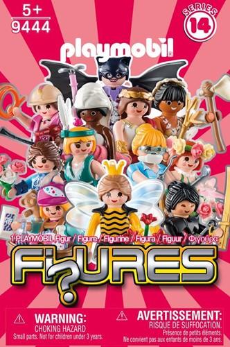 Playmobil Figures - series 14 9444