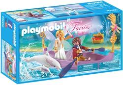 Playmobil Fairies - Romantisch feeënbootje 70000