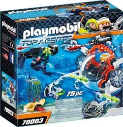 Playmobil Top Agents - SPY TEAM Bemande onderwaterrobot 70003