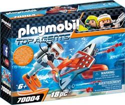 Playmobil Top Agents - SPY TEAM Onderwaterjet 70004