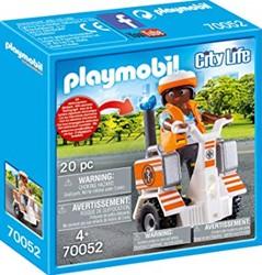 Playmobil City Life - Eerste hulp balans racer 70052