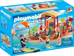 Playmobil Family Fun  - Watersportschool 70090
