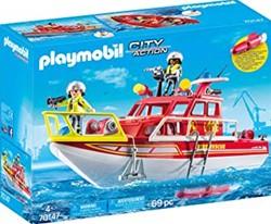 Playmobil City Action - Brandweerboot 70147