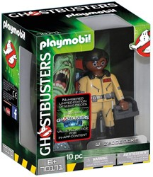 Playmobil Ghostbusters - Collector's Edition W. Zeddemore 70171