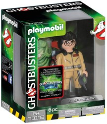 Playmobil Ghostbusters - Collector's Edition E. Spengler 70173