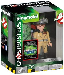 Playmobil Ghostbusters - Collector's Edition R. Stantz 70174