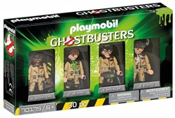 Playmobil Ghostbusters - Collector's Set Ghostbusters™ 70175