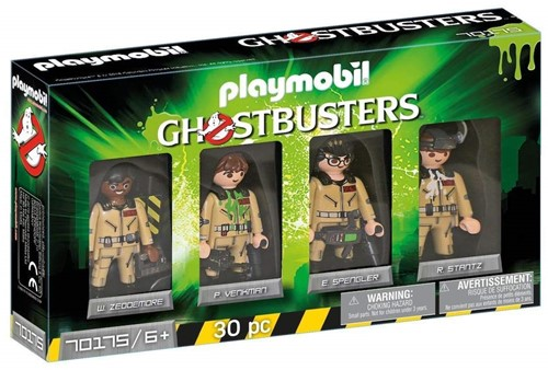Playmobil Ghostbusters - Collector's Set 70175