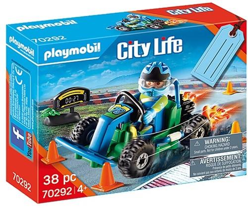 Playmobil Gift Set - Kart race 70292