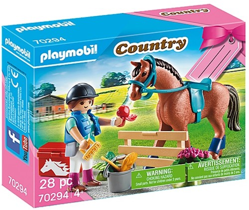 Playmobil Gift Set - Paarden 70294
