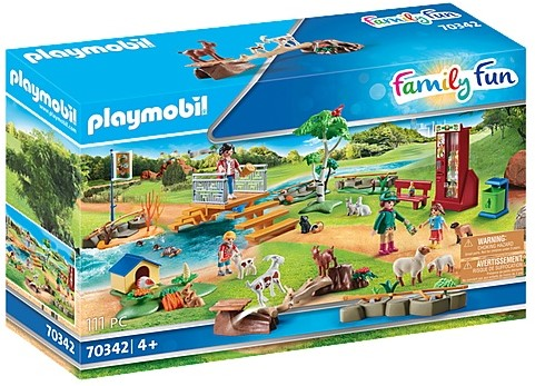 Playmobil Family Fun - Grote kinderboerderij 70342