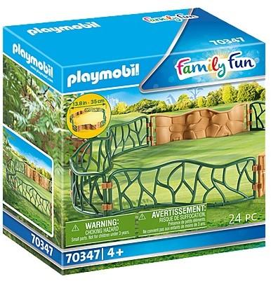 Playmobil Family Fun - Omheining 70347
