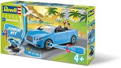 Revell modelbouw Junior kit roadster 1:20