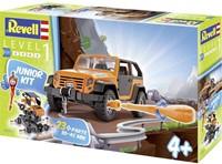 Revell  modelbouw Junior kit off-road vehicle-2