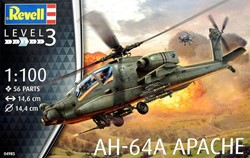 Revell 04985 Ah 64A APACHE