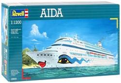 Revell  modelbouw Aida 1:1200