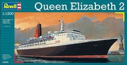 Revell  modelbouw Queen Elizabeth II 1:1200