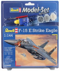 Revell  modelbouw model- F-15 E Strike Eagle