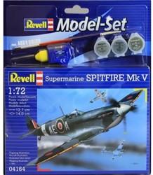 Revell  modelbouw model- Spitfire Mk V