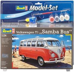 Revell modelbouw VW T1 Samba bus