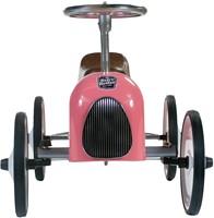 Retro Roller  loopauto roze Lara-3