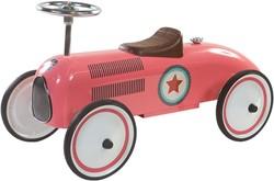 Retro Roller  loopauto roze Lara