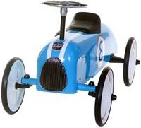 Retro Roller  loopauto blauwe Michael-2