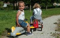 Retro Roller  loopauto Aeroplane Charles-3