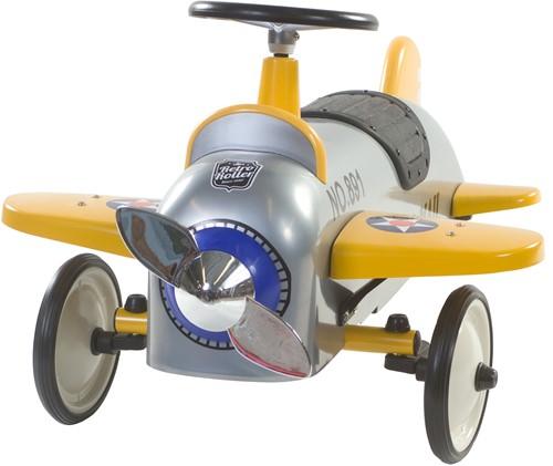 Retro Roller  loopauto Aeroplane Charles-2