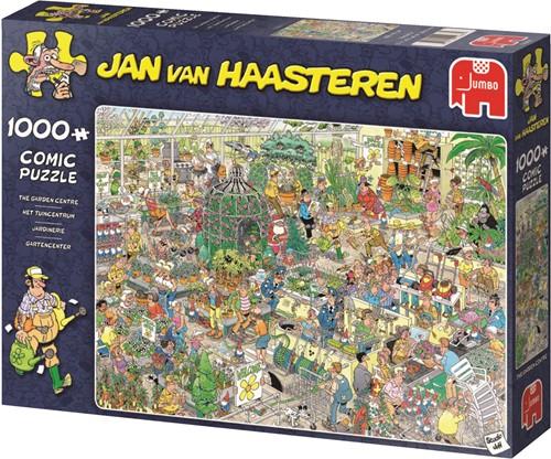 Jumbo puzzel Jan van Haasteren Het Tuincentrum - 1000 stukjes