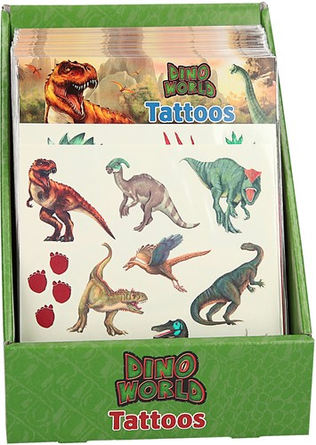 Dino World  Tattoos