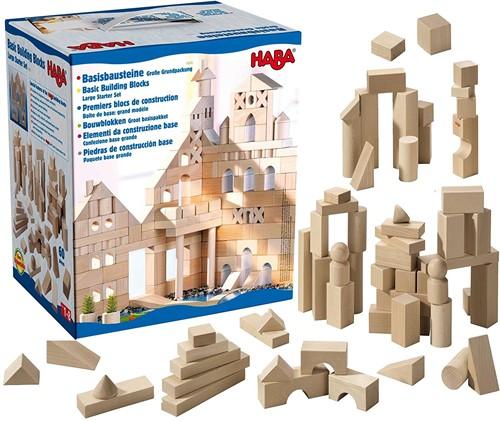 Blokken - Groot basispakket (60 blokken)