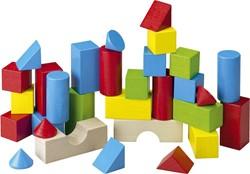 HABA Blokken - Gekleurde blokken (30 blokken)
