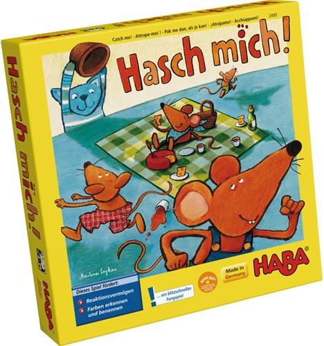 HABA Spel - Pak me dan, als je kan! (Duitse verpakking met Nederlandse handleiding)