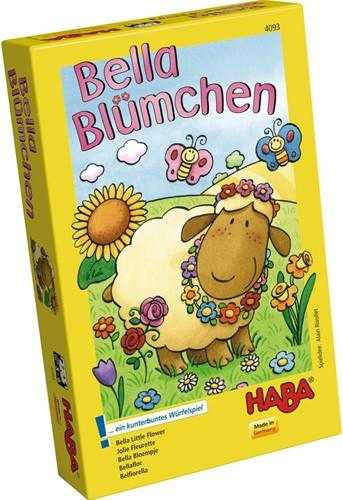 HABA Spel - Bella Bloempje (Duitse verpakking met Nederlandse handleiding)