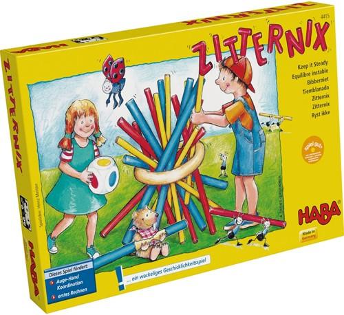 HABA Spel - Bibberniet (Duitse verpakking met Nederlandse handleiding)