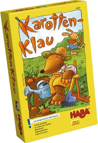 HABA Spel - Wortelroof (Duitse verpakking met Nederlandse handleiding)
