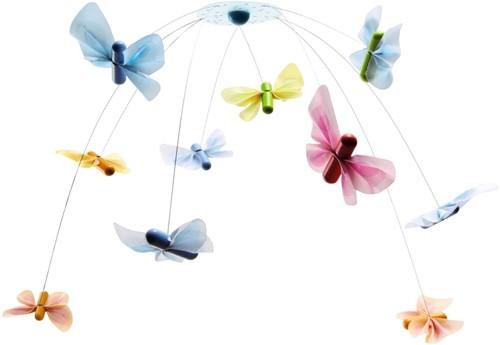 Haba  babymobiel Vlindervrienden-1