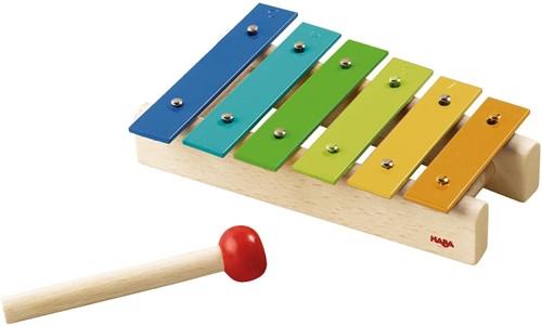 HABA Muziekinstrumenten - MetallofoonHABA Muziekinstrumenten - Metallofoon