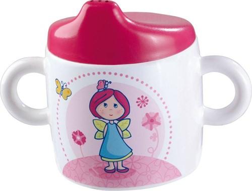 Haba  kinderservies Baby drinkbeker Bloemenelfje