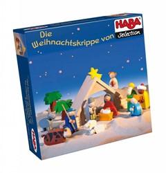 Haba  speelset Selection - Kerststal