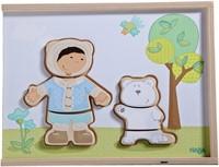 HABA Houten puzzel Kinderen van de wereld-2