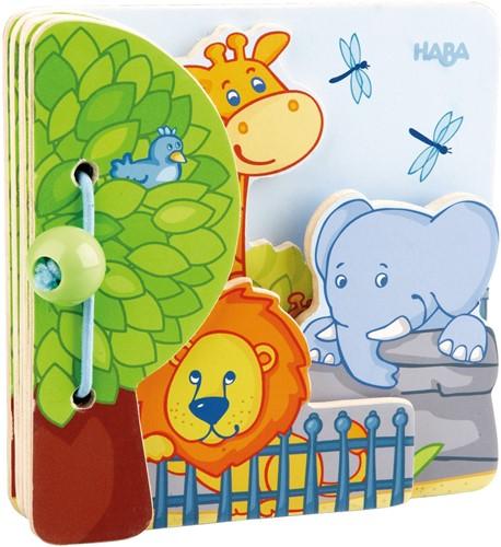 HABA Babyboek Zoovrienden
