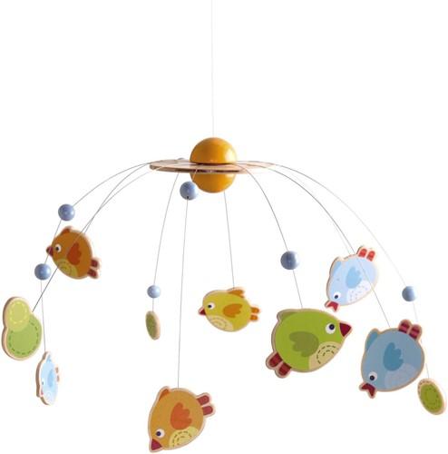 HABA Mobiel Vogeltjes-1