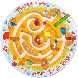 Haba  kinderspel Magneetspel Mollenlabyrint