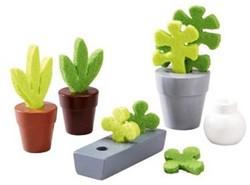 HABA Little Friends - Accessoires voor poppenhuis Bloemen en Planten