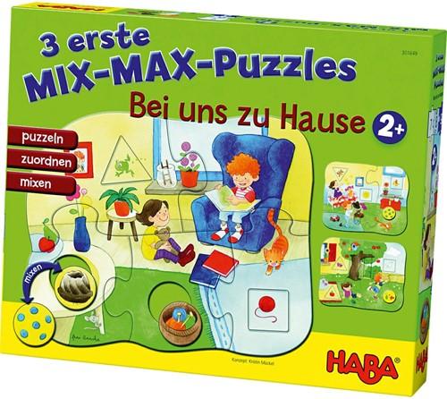 HABA 3 eerste mix-max-puzzels - Boerderij